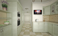 Кухня Октавия карара