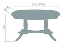 Стол «Жан/М»