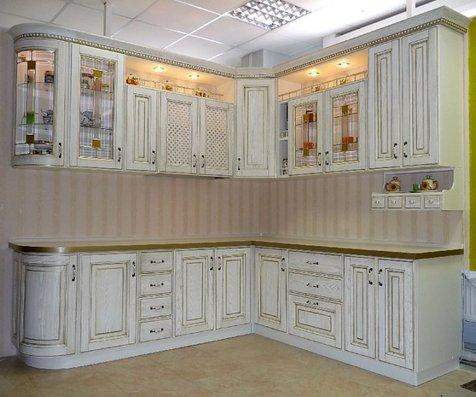 Кухня Ясень Элит Италия