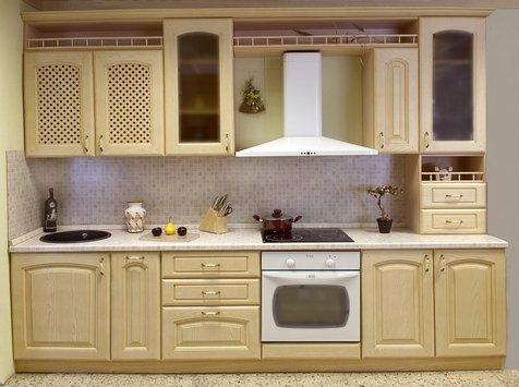 Кухня Сандра