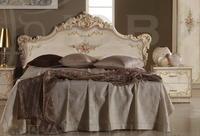 """Мебель для спальни """"Амелия"""" цвет: светлый бежевый с золотом"""
