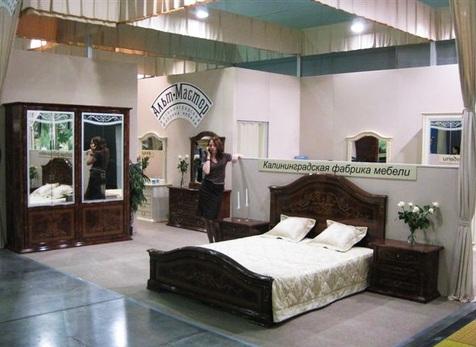 Спальня Анжелина орех