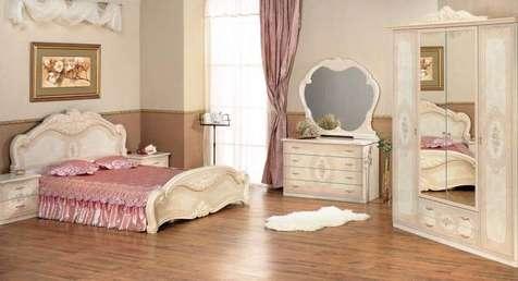 Спальня Фея Слоновая кость