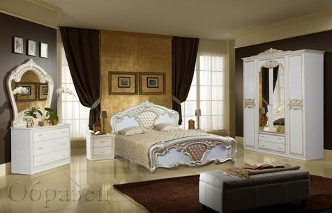 """Спальня """"Карина"""", цвет: беж"""