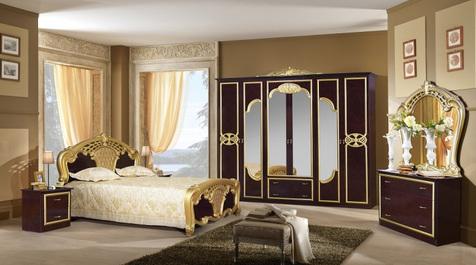 """Спальня """"Карина"""", цвет: могано"""