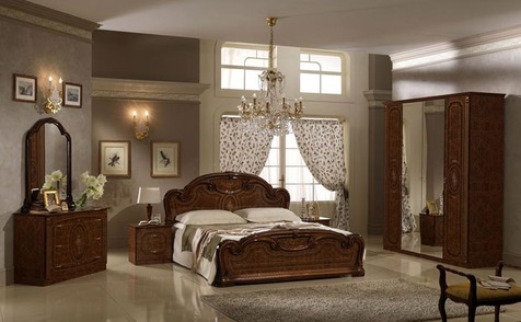 """Спальня """"Мартина"""", цвет: орех"""