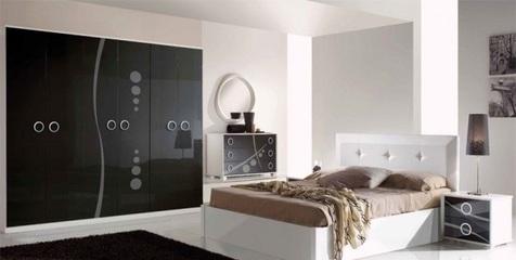 Спальня Метрополис Лайн