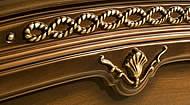 "Спальня ""Неола"" (Наоми) цвет: орех. материал; шипон"