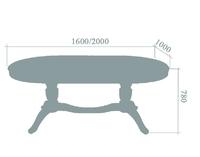 Стол «Паола 3»