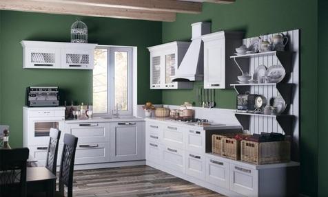 Кухня Скалли Бьянко